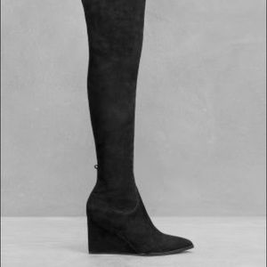 53bfe6093a2bf   Other Stories Over the Knee Boots for Women